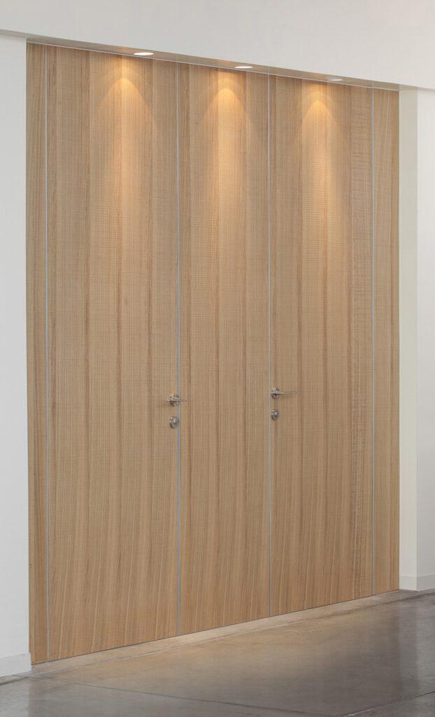 דלת FLAT דלתות פנים נילסן ישראל