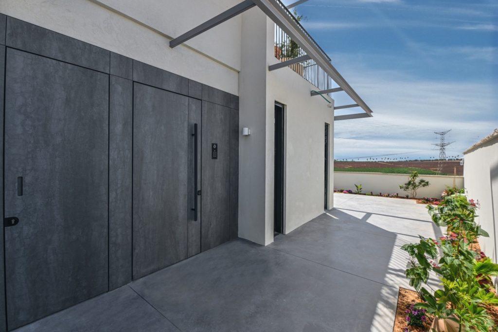 דלת villa בחיפוי גרניט ng097